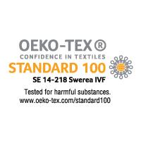 OEKO-TEX sikrer et sikkert tekstil uden farlige kemikalier