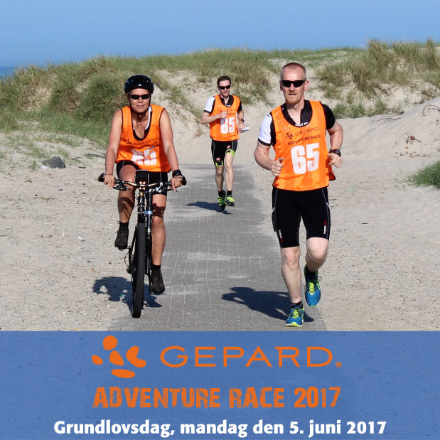 GEPARD Adventure Race 2017