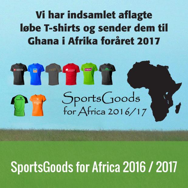 Sportsgoods for Africa