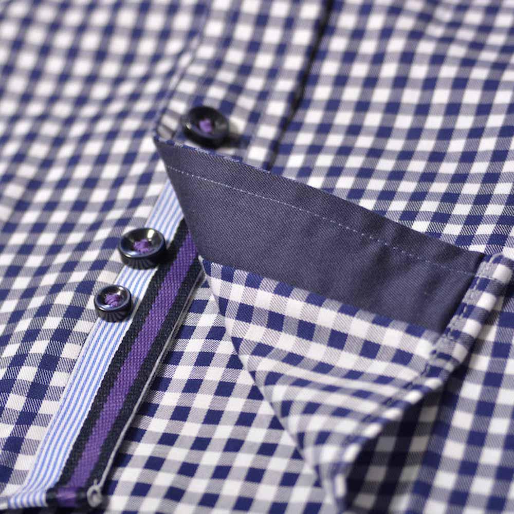 9fb2beba J. Harvest & Frost Purple Bow 41 Skjorte Dame - Dame Skjorter - J ...
