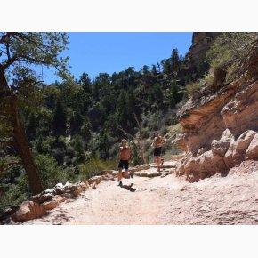 RUN the Canyons Løberejser - South Kaibab Trail, Grand Canyon, Arizona