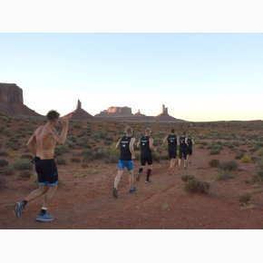 RUN the Canyons Løberejser - Monument Valley, Utah