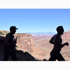 RUN the Canyons Løberejser - White Rim, Utah