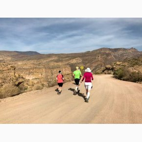 RUN the Canyons Løberejser - Apache Trail