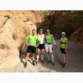 RUN the Canyons Løberejser - Box Canyon