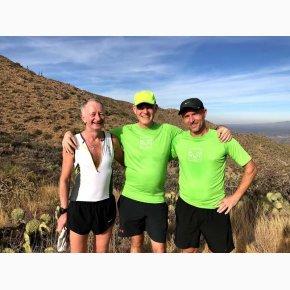 RUN the Canyons Løberejser - Saguaro National Park