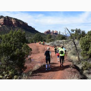 RUN the Canyons Løberejser - West Fork Trail - Sedona