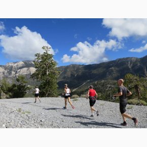 RUN the Canyons Løberejser, Toiyabe National Forest, Nevada , September 2017