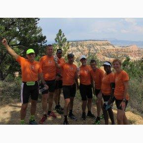 RUN the Canyons Løberejser, Bryce Canyon, Utah, September 2017