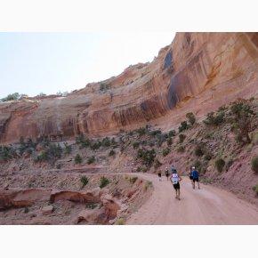 RUN the Canyons Løberejser, White Rim, Utah, September 2017
