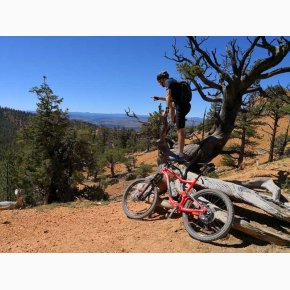 RIDE the Canyons Mountainbike rejser, Bryce Canyon