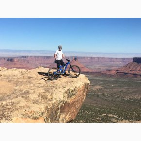 RIDE the Canyons Mountainbike rejser, Moab