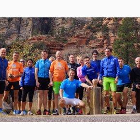 RUN the Canyons Løberejser - Oak Creek Canyon, fantastisk flot sted