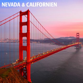Sommertur til Nevada og Californien