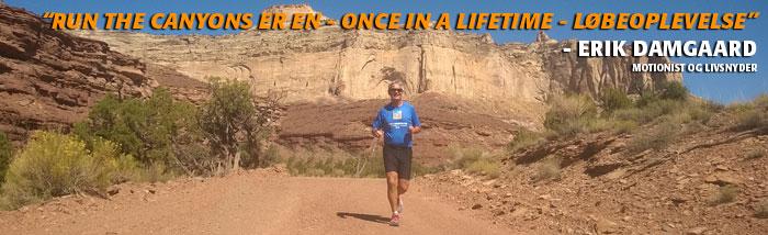 Løberejser med RUN the Canyons er en once in a lifetime oplevelse.