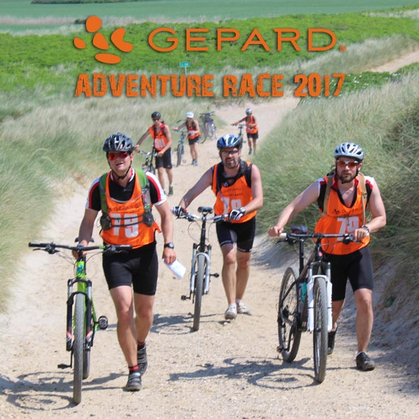 GEPARD Adventure Race 2017 - Grundlovsdag, 5. juni