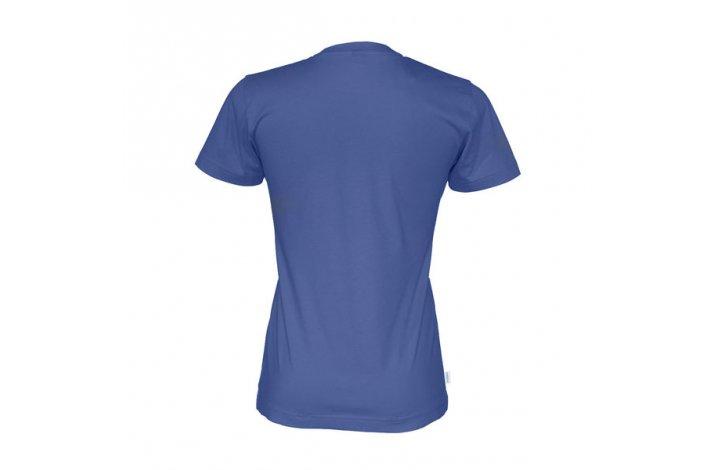 CottoVer Økologisk T shirt, Rund hals, Dame