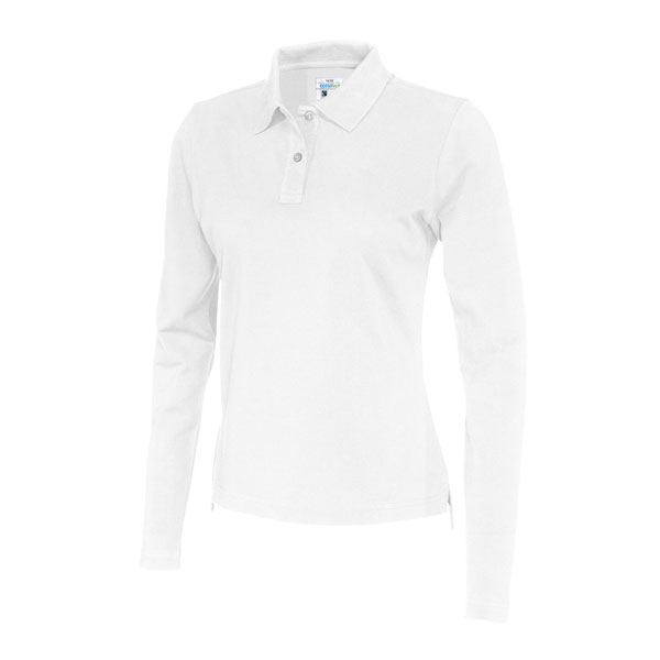 5d10738a96c CottoVer Økologisk Polo shirt langærmet, Dame
