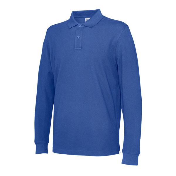 CottoVer Økologisk Polo shirt langærmet, Herre