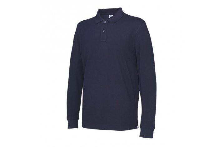 9259cf2bdaf CottoVer Økologisk Polo shirt langærmet, Herre