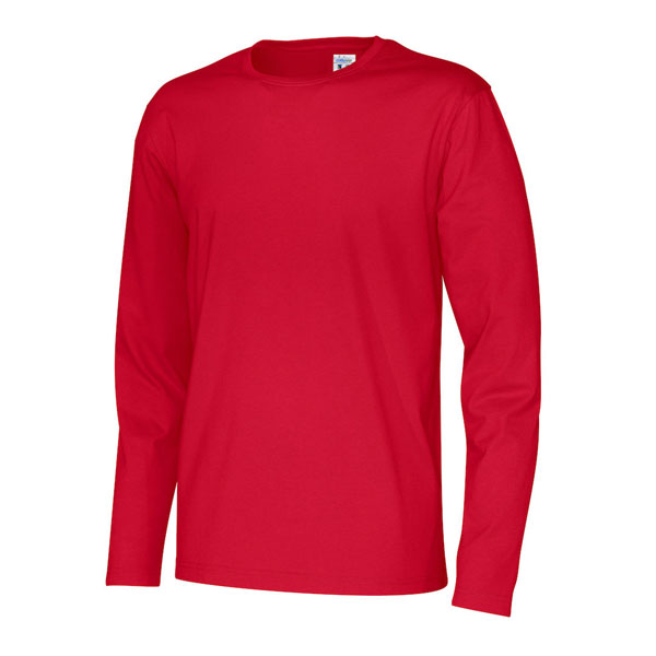 Cottover Økologisk T shirt, Langærmet, Herre
