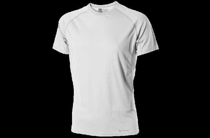 GEPARD Løbe T shirt, Herre, Hvid
