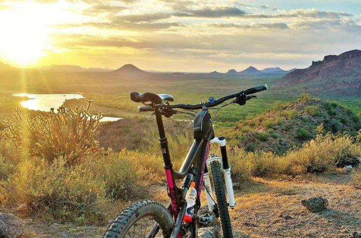 Mountainbike - Arizona og Nevada - Marts 2019