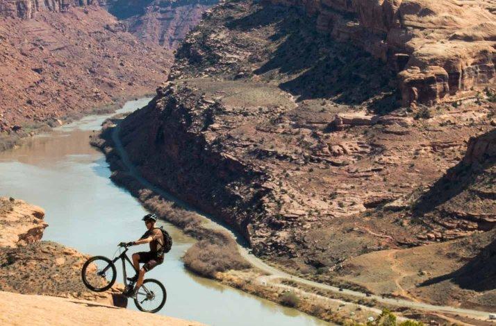 Mountainbike - Utah og Nevada - September 2018